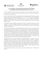 Comunicato stampa - Operazione Bper Zaccagnini