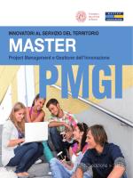 brochure master pmgi 2015 - Forum Ricerca Innovazione