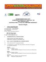 "KITEBOARDING RACE 2014 CAMPIONATO ASSOLUTO ""Nazionale"""