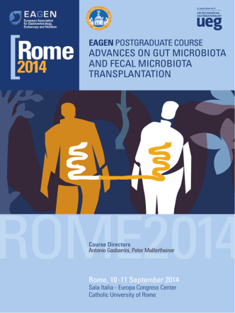 ADVANCES ON GUT MICROBIOTA AND FECAL