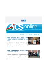 AICS ON LINE N° 370 del 18/09/2014
