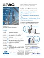 agenda invito seminario - SRA Instruments Italia S.r.l.
