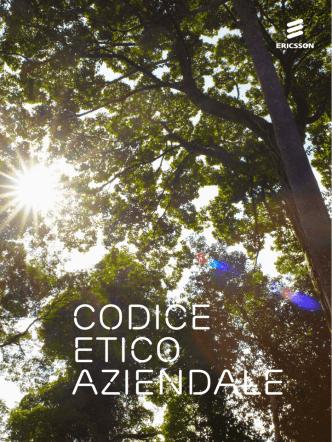 Codice Etico Aziendale