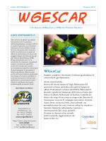 WGesCar - Le Novità