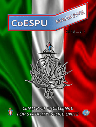 2014 – n.1 - Carabinieri