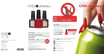 CND Shellac - Ladybird house