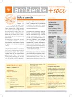 CdA, si cambia - Manutencoop Società Cooperativa