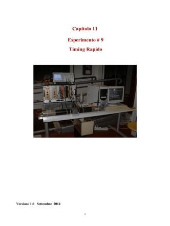 Capitolo 11(Timing)_14_15 - INFN