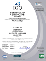ISO14001 - 2017