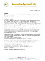 Convenzione CMS - S.S.Giovanni