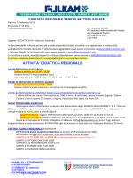 Scarica la circolare - Comitato Regionale Veneto
