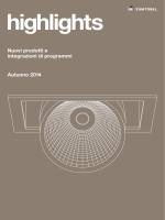 Prodotti highlight autunno 2014
