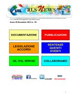 Anno III Dicembre 2014 n. 35