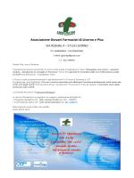 Omeopatia secondo modulo - ordine dei farmacisti della provincia di