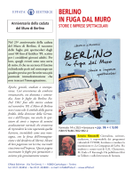 BERLINO IN FUGA DAL MURO