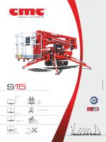CMC-S15 - Spiderlift