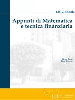 economia e matematica finanziaria