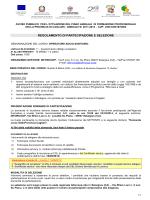 Versione agg.Regolamento partecipaz OSS-Quartu