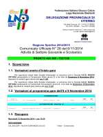 Com. Uff. LND-SGS VITERBO ALP-GIP