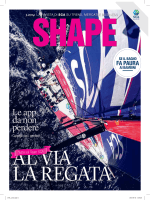 IT SCA magazine SHAPE 3 2014 Volvo Ocean Race issue