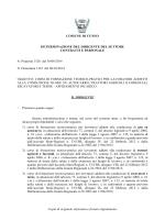 Copia di originale informatico firmato digitalmente COMUNE DI