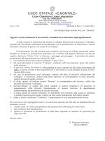 Ricevimento: istruzioni e orari per il 2014/15