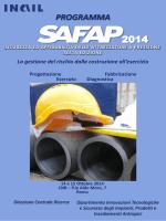 Programma Convegno Safap