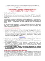 """Iniziativa 5x1000 - Istituto Comprensivo Statale """"Mira 2"""""""