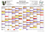 BOCKFLIESS MÜLLKALENDER 2014