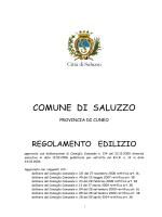 modelli - Comune di Saluzzo