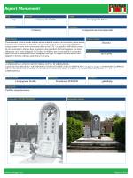 Report Monumenti - Anpi Reggio Emilia