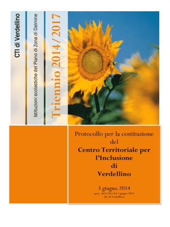 CTI di Verdellino - Istituto Comprensivo di Verdellino