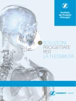 Portfolio dei Prodotti Chirurgici
