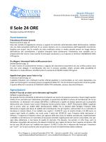 Il Sole 24 ORE - Studio Silvestri Alessio
