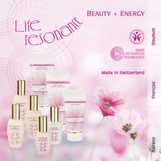 BEAUTY + ENERGY - Life Resonance