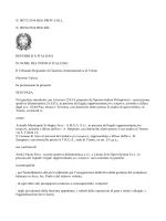 Sentenza TAR Trento 373 del 2014