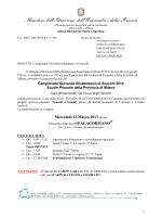 Scacchi Primarie - Ufficio scolastico regionale per la Lombardia