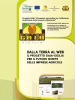 Pubblicazione - Progetto GAIA