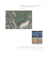documento preliminare alla progettazione e riqualificazione della