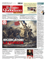 "Renzi: ""Nessuna lezione dai tecnici I Repubblica"" In migliaia"