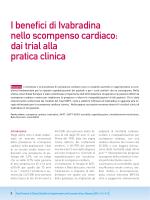 I benefici di Ivabradina nello scompenso cardiaco: dai trial alla