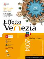 Programma - Livorno, Effetto Venezia