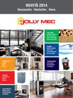 NOVITÀ 2014 - Jolly Mec