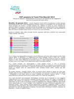 CWT presenta le Travel Priorities del 2014