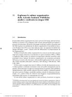Capitolo16_oasi 2012 culture organizzative 5 ssr a confronto