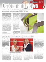 Ostermann News 09/2014