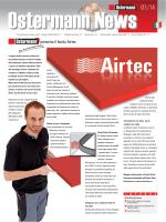 presenta il bordo Airtec
