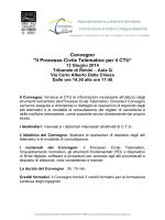 """Convegno """"Il Processo Civile Telematico per il CTU"""" 13 Giugno"""