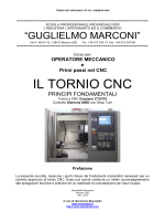 Dispensa Tornio CNC GRAZIANO - Ciclo Start