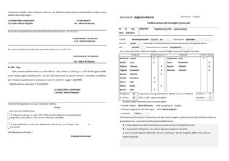 DCC 11 2014 regolamento IUC - Comune di Gagliano Aterno